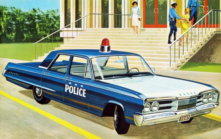1967-Dodge-Polara-police